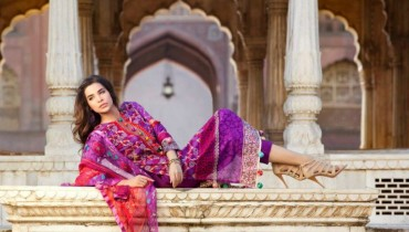 FIRDOUS VICTORIA SUMMER COLLECTION LAWN 2013 By KINARA 002