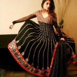 Fashion Of Frocks Designs 2013 For Girls 10