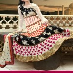 Fashion Of Frocks Designs 2013 For Girls 11