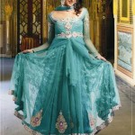 Fashion Of Frocks Designs 2013 For Girls 4