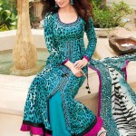 Fashion Of Frocks Designs 2013 For Girls 6