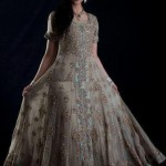 Fashion Of Frocks Designs 2013 For Girls 7