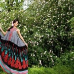 Firdous Embroidered Swiss Voil Latest Collection 2013 For Women 0011