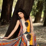 Firdous Embroidered Swiss Voil Latest Collection 2013 For Women 0013