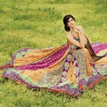Firdous Embroidered Swiss Voil Latest Collection 2013 For Women 0015