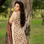 Firdous Embroidered Swiss Voil Latest Collection 2013 For Women 0016