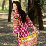 Firdous Embroidered Swiss Voil Latest Collection 2013 For Women 003