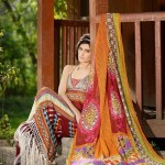 Firdous Embroidered Swiss Voil Latest Collection 2013 For Women 005