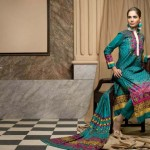 Firdous Printed Lawn Collection 2013 For Women 0011
