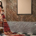 Firdous Printed Lawn Collection 2013 For Women 0013