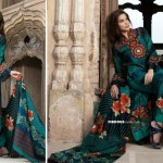 Firdous Printed Lawn Collection 2013 For Women 002
