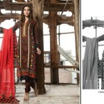 Firdous Printed Lawn Collection 2013 For Women 008