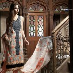 Firdous Printed Lawn Collection 2013 For Women 009