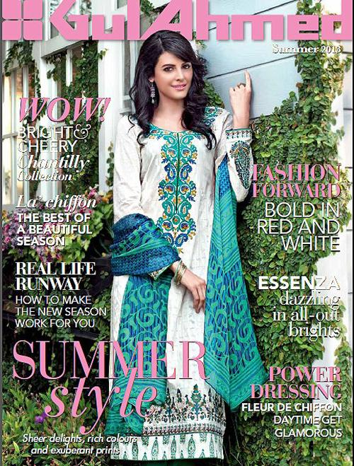 GULAHMED Lawn VOL 3 Collection 2013 For Women 001
