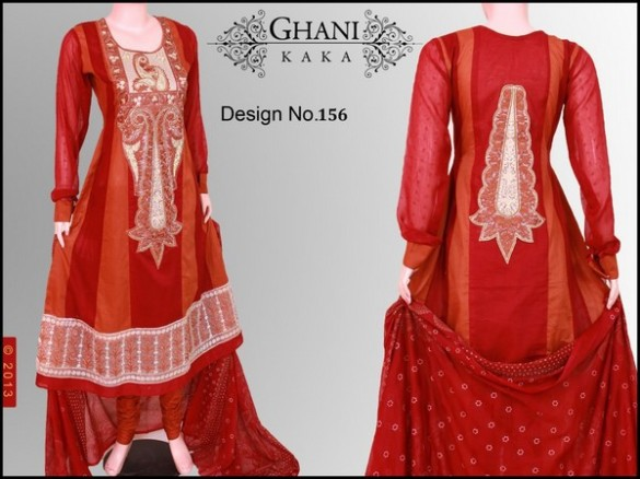 Ghani Textile Summer Collection 2013 Volume 001