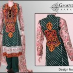 Ghani Textile Summer Collection 2013 Volume 002