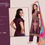 Ghani Textile Summer Collection 2013 Volume 004