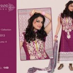 Ghani Textile Summer Collection 2013 Volume 005