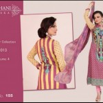 Ghani Textile Summer Collection 2013 Volume 007