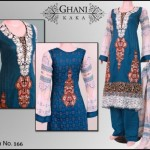 Ghani Textile Summer Collection 2013 Volume 008
