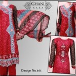 Ghani Textile Summer Collection 2013 Volume 009