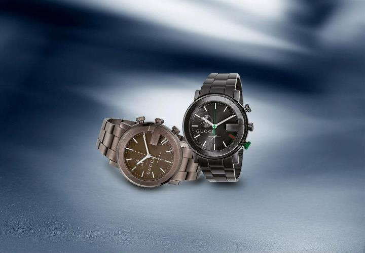 Latest Gucci Watches for Men & Women Stylish G-Chrono Collection