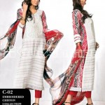 Gul Ahmed Latest Dresses 2013 For Women 002