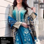 Gul Ahmed Latest Dresses 2013 For Women 003