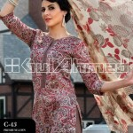 Gul Ahmed Latest Dresses 2013 For Women 007