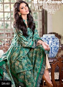 Gul Ahmed Signature Series 2013 For Women 001