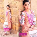Hira Lari Spring Summer Collection 2013 For Women 002
