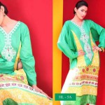 Hira Lari Spring Summer Collection 2013 For Women 009