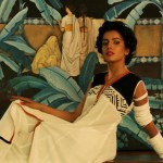 Inaaya Kismat Summer Collection 2013 005