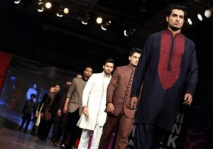 Latest Karachi fashion week- Day 4