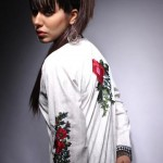Khaadi White on White Summer Lawn Dress Collection 2013 For Ladies 002