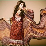 Kuki Concepts Lawn Collection 2013 For Women by Dawood Textile 07