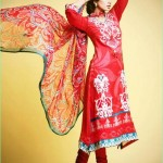 Kuki Concepts Lawn Collection 2013 For Women by Dawood Textile 09