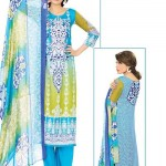 LALA Embroidered Classic Crinkle Vol 4 For Women 0010