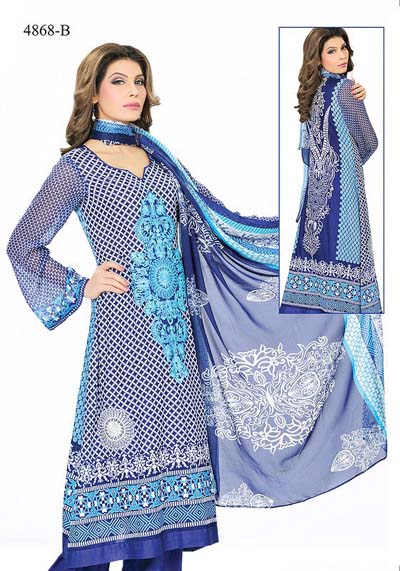 LALA Embroidered Classic Crinkle Vol 4 For Women 003