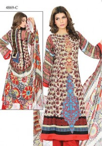 LALA Embroidered Classic Crinkle Vol 4 For Women 007