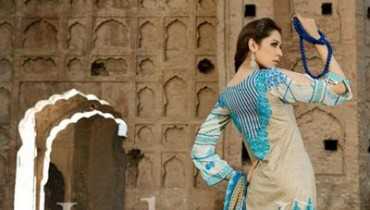 Lala textiles Dahlia Lawn Collection 2013 For Women 01