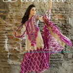 Lala textiles Dahlia Lawn Collection 2013 For Women 02