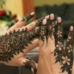 Latest Baridal Mehndi Collection 2013 For Women 002
