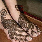 Latest Baridal Mehndi Collection 2013 For Women 004