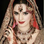 Bridal Makeup By Ather Shahzad & Photoshoot
