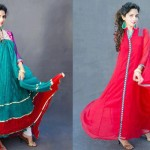 Latest Dresses Collection 2013 For Women 002