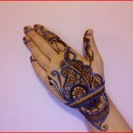Latest Indian Mehndi Designs For Hands 2012-2013