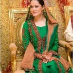 Latest-Pakistani-Beautiful-Bridal-Mehndi-Dresses - 12