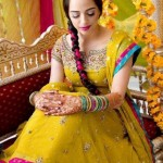 Latest-Pakistani-Beautiful-Bridal-Mehndi-Dresses - 14