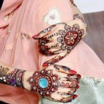 Latest-Pakistani-Henna-Mehndi-Designs- 12
